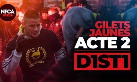 LE CLIP DES GILETS JAUNES I D1ST1 ACTE 2