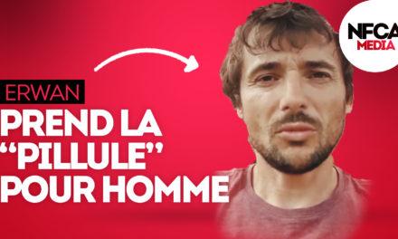 """⭕️ """"La pillule"""" pour homme ! 🧔🏻💊"""