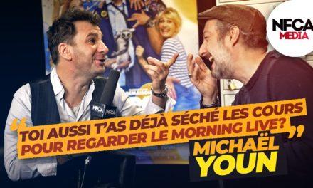 ITW: Morning Live MICHAËL YOUN et Vincent Desagnat