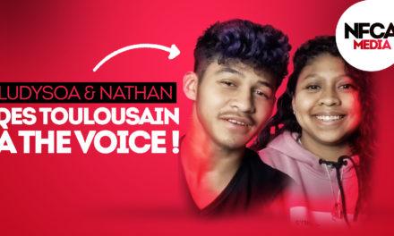 ⭕️⭐️ Un duo de chanteur Toulousain à The Voice. 💪