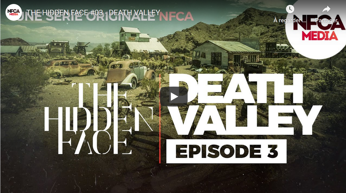 THE HIDDEN FACE #03 – DEATH VALLEY