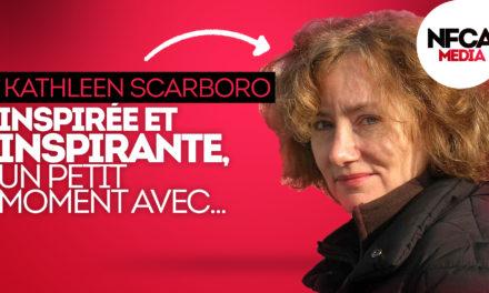 🔎 Rencontre avec Kathleen Scarboro.